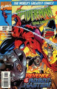 Cover for Spider-Man Unlimited (Marvel, 1993 series) #17