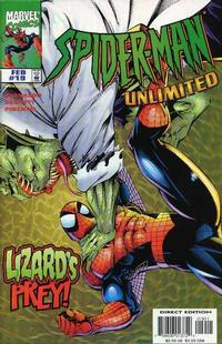 Cover Thumbnail for Spider-Man Unlimited (Marvel, 1993 series) #19