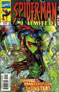 Cover Thumbnail for Spider-Man Unlimited (Marvel, 1993 series) #21