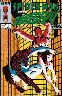 Cover Thumbnail for Spider-Man and Daredevil Special Edition (Marvel, 1984 series) #1