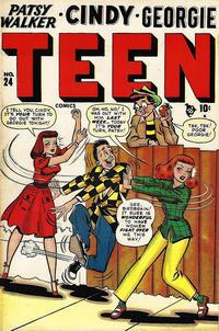 Cover Thumbnail for Teen Comics (Marvel, 1947 series) #24
