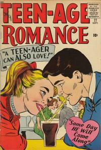 Cover Thumbnail for Teen-Age Romance (Marvel, 1960 series) #77