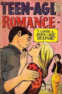 Cover Thumbnail for Teen-Age Romance (Marvel, 1960 series) #78