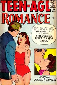 Cover Thumbnail for Teen-Age Romance (Marvel, 1960 series) #79