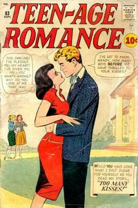Cover Thumbnail for Teen-Age Romance (Marvel, 1960 series) #83