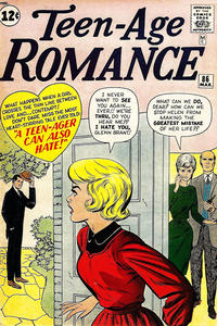 Cover Thumbnail for Teen-Age Romance (Marvel, 1960 series) #86