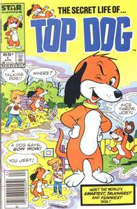 Cover Thumbnail for Top Dog (Marvel, 1985 series) #1 [Newsstand Edition ]