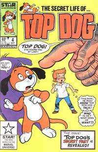 Cover Thumbnail for Top Dog (Marvel, 1985 series) #4