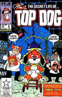 Cover Thumbnail for Top Dog (Marvel, 1985 series) #6