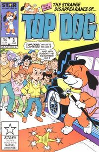 Cover Thumbnail for Top Dog (Marvel, 1985 series) #8 [Direct]