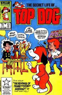 Cover Thumbnail for Top Dog (Marvel, 1985 series) #12