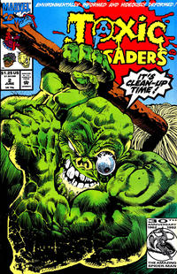 Cover Thumbnail for Toxic Crusaders (Marvel, 1992 series) #2
