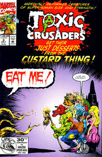 Cover Thumbnail for Toxic Crusaders (Marvel, 1992 series) #3