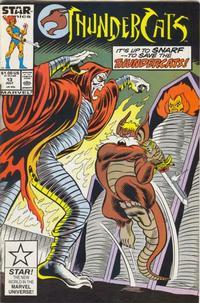 Cover Thumbnail for Thundercats (Marvel, 1985 series) #13