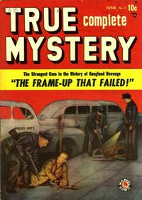 Cover Thumbnail for True Complete Mystery (Marvel, 1949 series) #6