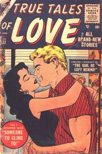 Cover Thumbnail for True Tales of Love (Marvel, 1956 series) #22