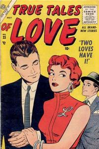 Cover Thumbnail for True Tales of Love (Marvel, 1956 series) #23