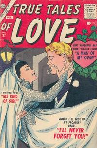 Cover Thumbnail for True Tales of Love (Marvel, 1956 series) #27