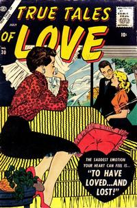Cover Thumbnail for True Tales of Love (Marvel, 1956 series) #30