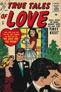 Cover Thumbnail for True Tales of Love (Marvel, 1956 series) #31