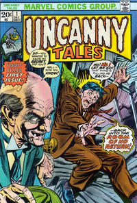 Cover Thumbnail for Uncanny Tales (Marvel, 1973 series) #1