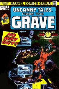 Cover Thumbnail for Uncanny Tales (Marvel, 1973 series) #3