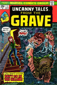 Cover Thumbnail for Uncanny Tales (Marvel, 1973 series) #5