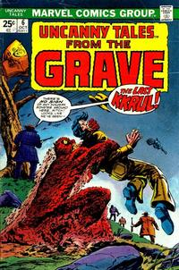 Cover Thumbnail for Uncanny Tales (Marvel, 1973 series) #6