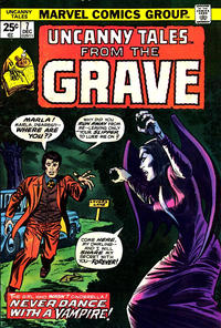 Cover Thumbnail for Uncanny Tales (Marvel, 1973 series) #7