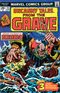 Cover Thumbnail for Uncanny Tales (Marvel, 1973 series) #10