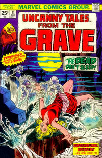 Cover Thumbnail for Uncanny Tales (Marvel, 1973 series) #11