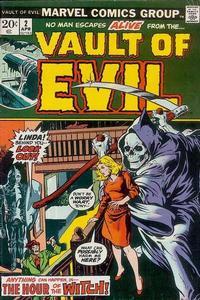 Cover Thumbnail for Vault of Evil (Marvel, 1973 series) #2