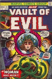 Cover Thumbnail for Vault of Evil (Marvel, 1973 series) #3