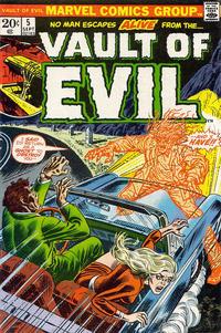 Cover Thumbnail for Vault of Evil (Marvel, 1973 series) #5