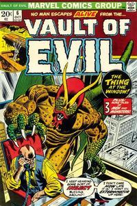 Cover Thumbnail for Vault of Evil (Marvel, 1973 series) #6
