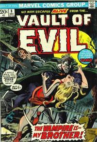 Cover Thumbnail for Vault of Evil (Marvel, 1973 series) #8