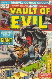 Cover Thumbnail for Vault of Evil (Marvel, 1973 series) #9