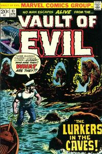 Cover Thumbnail for Vault of Evil (Marvel, 1973 series) #10