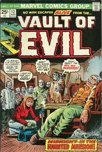 Cover Thumbnail for Vault of Evil (Marvel, 1973 series) #12