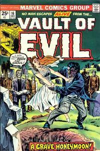 Cover Thumbnail for Vault of Evil (Marvel, 1973 series) #16