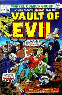 Cover Thumbnail for Vault of Evil (Marvel, 1973 series) #17