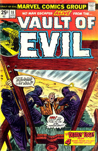 Cover Thumbnail for Vault of Evil (Marvel, 1973 series) #18