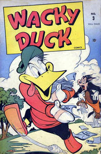 Cover Thumbnail for Wacky Duck (Marvel, 1946 series) #3