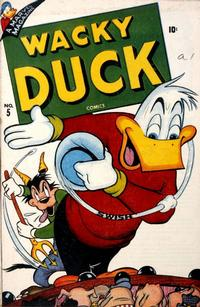 Cover Thumbnail for Wacky Duck (Marvel, 1946 series) #5
