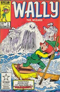 Cover Thumbnail for Wally the Wizard (Marvel, 1985 series) #3 [Direct Edition]