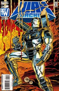 Cover Thumbnail for War Machine (Marvel, 1994 series) #11