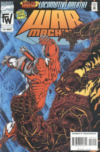 Cover Thumbnail for War Machine (Marvel, 1994 series) #14
