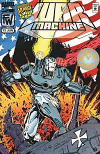 Cover Thumbnail for War Machine (Marvel, 1994 series) #15