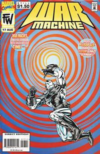 Cover Thumbnail for War Machine (Marvel, 1994 series) #17