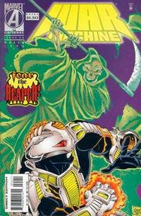 Cover Thumbnail for War Machine (Marvel, 1994 series) #24